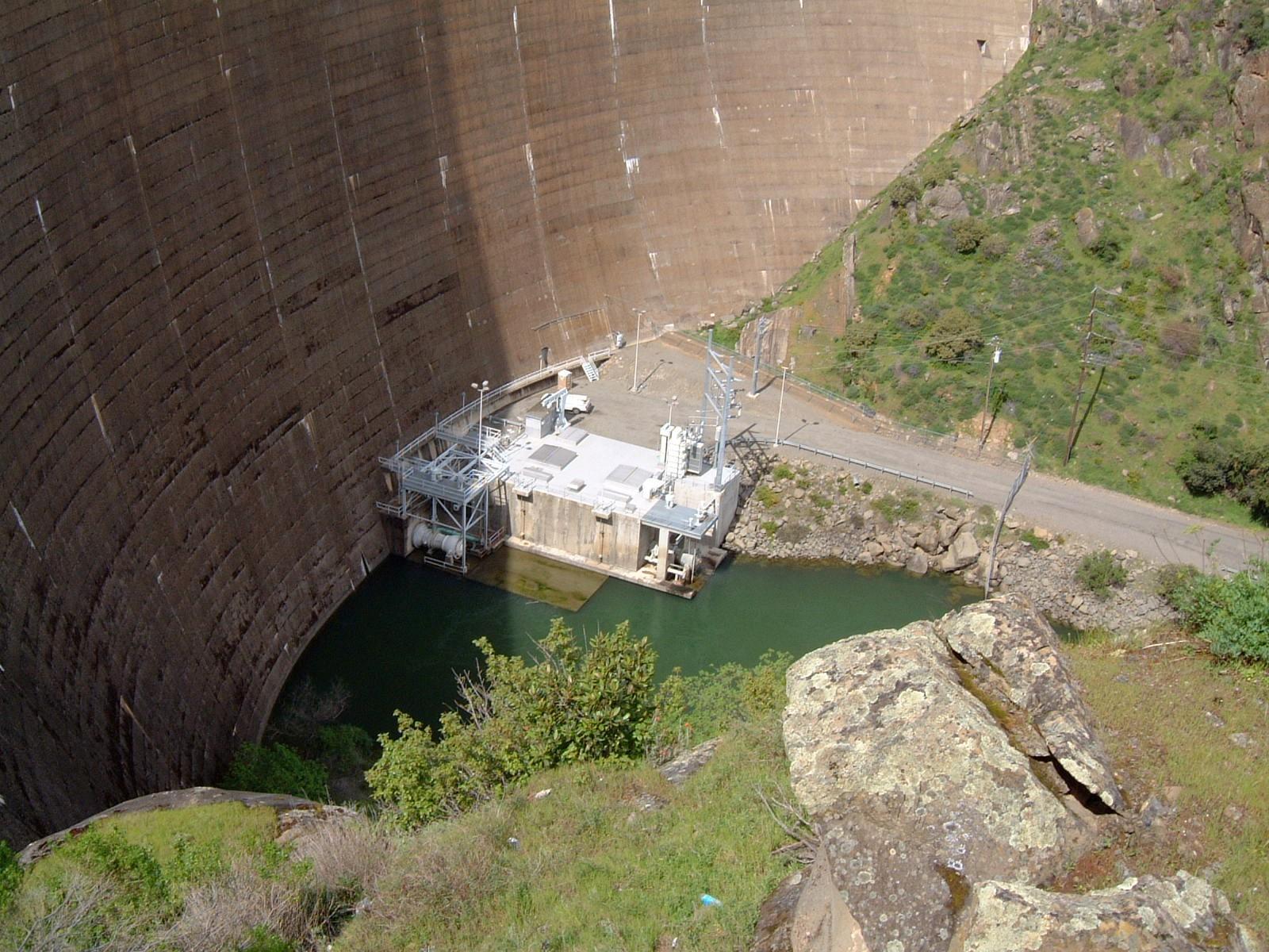 Monticello Dam8