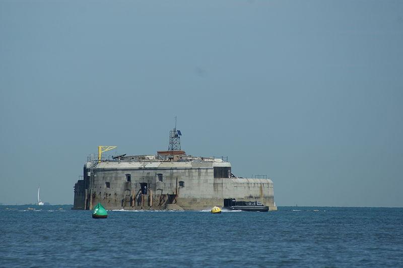 St. Helen's Fort